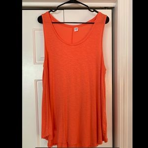 Old Navy Coral Swing Tank